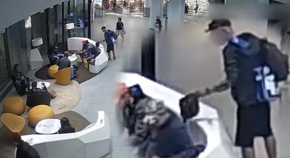 Як працюють кишенькові злодії (відео)