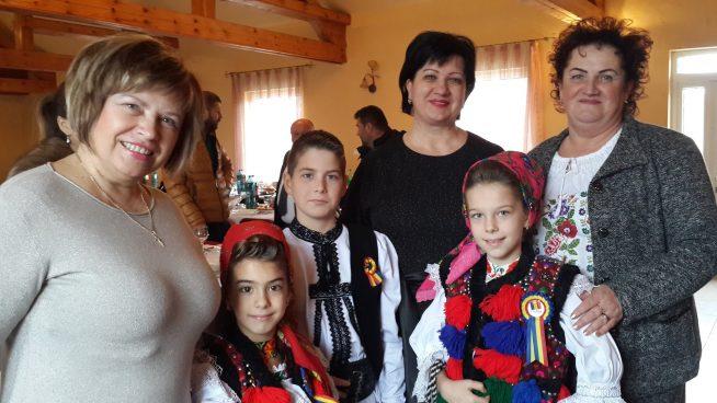Артисти Ужгородського інституту культури і мистецтв взяли участь у Дні української культури в Румунії