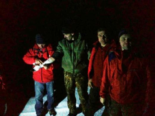 На Тячівщині рятувальники розшукали у горах травмованого чоловіка