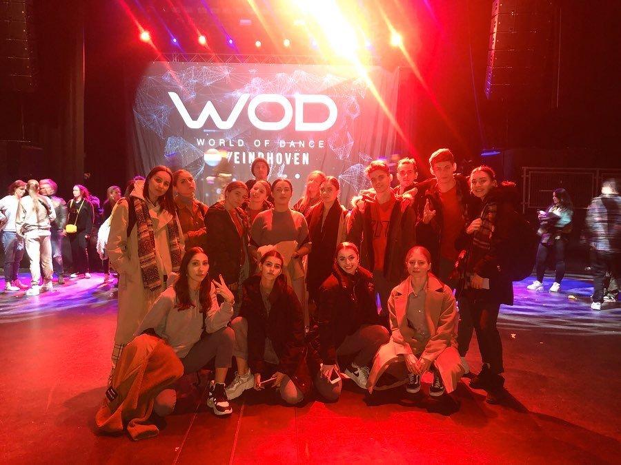 """Танцюристи ужгородського """"Бліцу"""" вийшли у фінал на престижному чемпіонаті «World of Dance Netherlands»"""