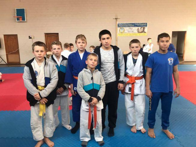 Юні дзюдоїсти з Ужгорода привезли повний комплект медалей з Всеукраїнського турніру