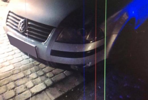 На пішохідному переході в Ужгороді водій за кермом іномарки травмував пенсіонера