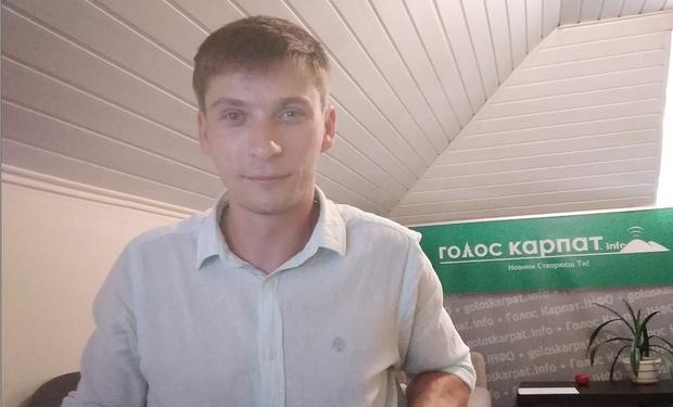 Виноградівську РДА очолив журналіст Василь Кіш