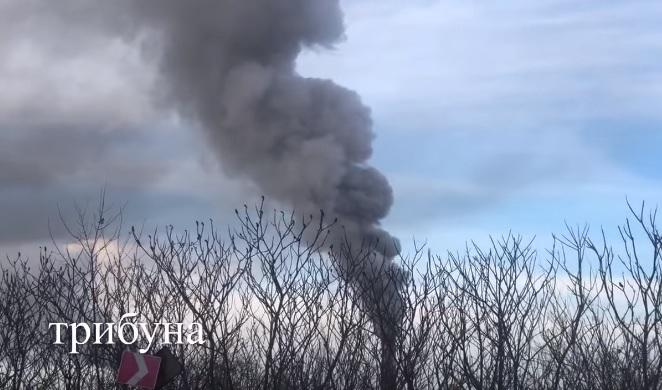 Небезпечний завод труїть ужгородців викидами (відео)