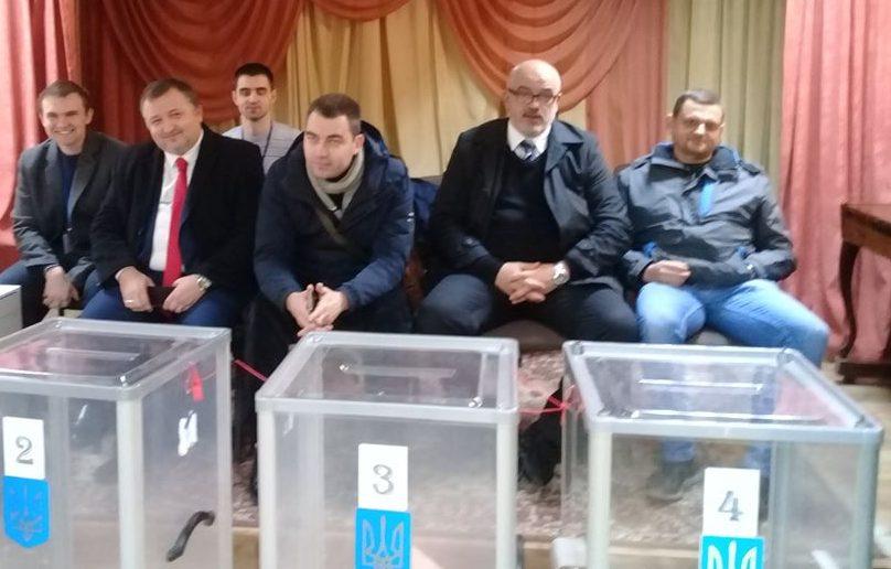 Список депутатів, які перемогли на виборах до ОТГ в Оноківцях