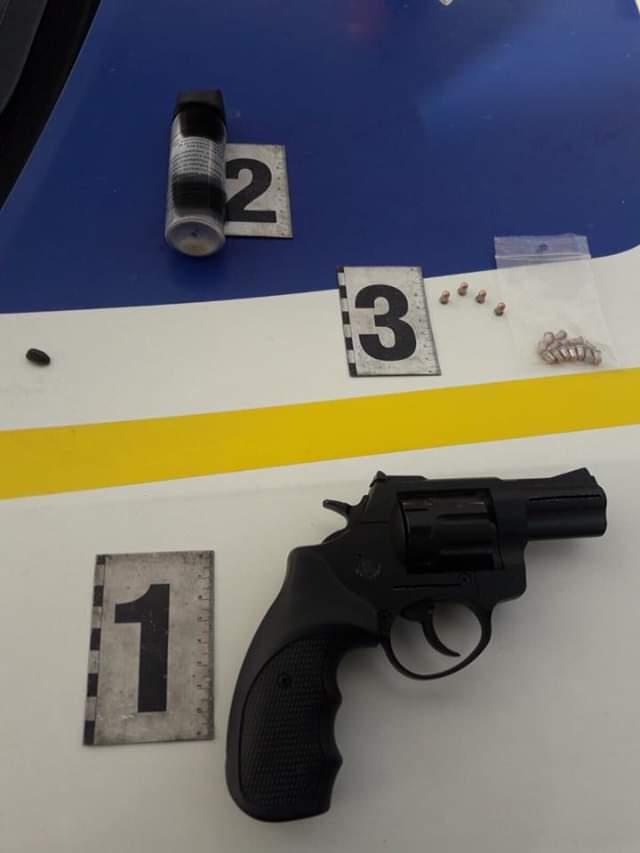 """У Хусті ревнивий чоловік стріляв із травматичної зброї та застосував сльозогінний засіб в будинку """"суперника"""""""