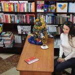 Поетеса Марина Попович-Павлік представила ужгородцям свою збірку