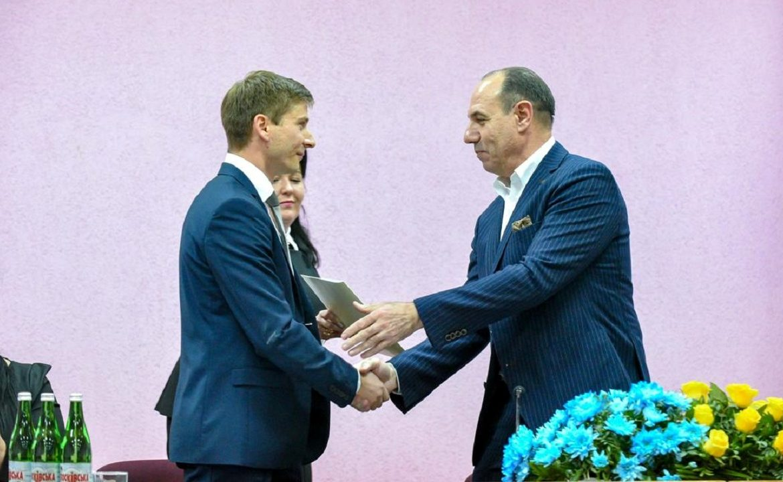 На Виноградівщині офіційно представили нового голову РДА
