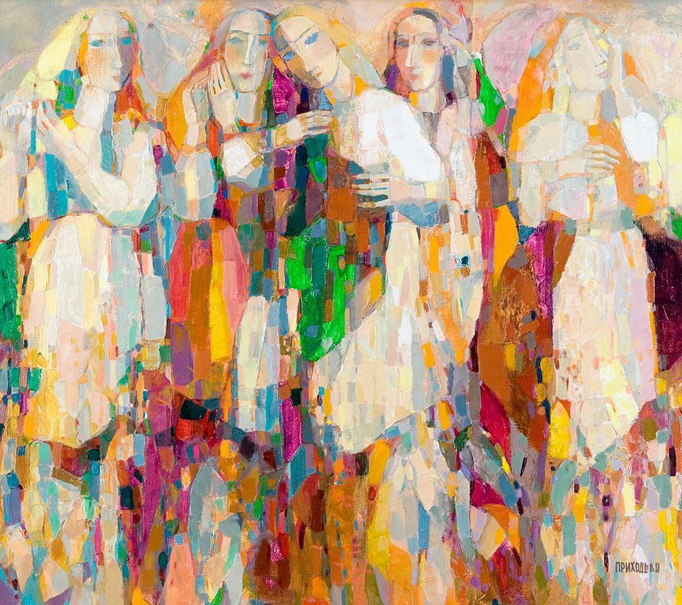 Закарпатський обласний художній музей запрошує на виставку творів В'ячеслава Приходька