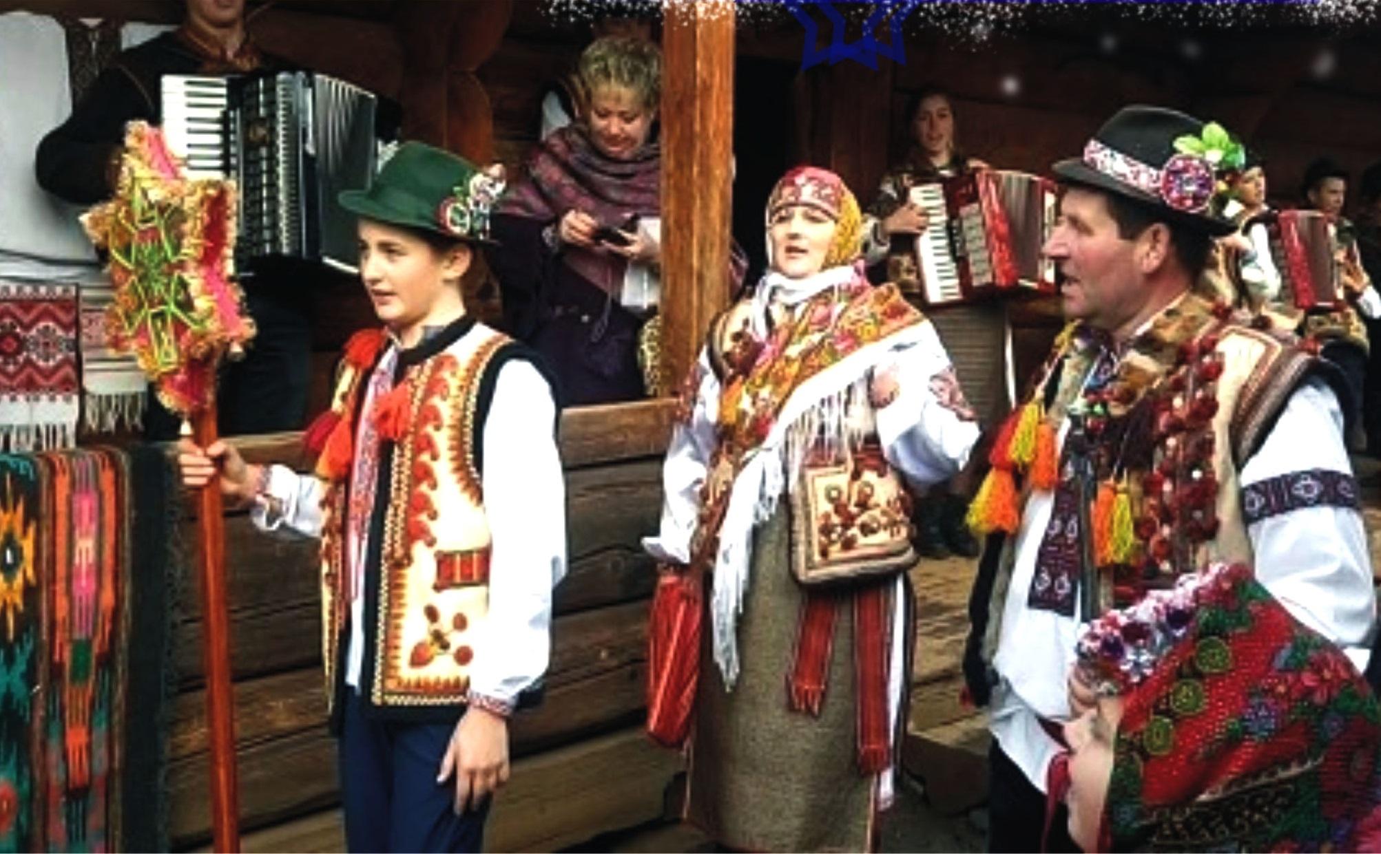 """Ужгородців та гостей міста запрошують до скансена на """"Коляди в старому селі"""""""