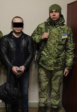 На Закарпатті затримали розшукуваного наркоділка з Росії під час спроби в'їзду в Україну