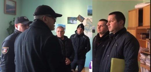 Ужгородський адвокат «заганяє» в правове русло ситуацію викликану злочинним наказом Міністра (відео)