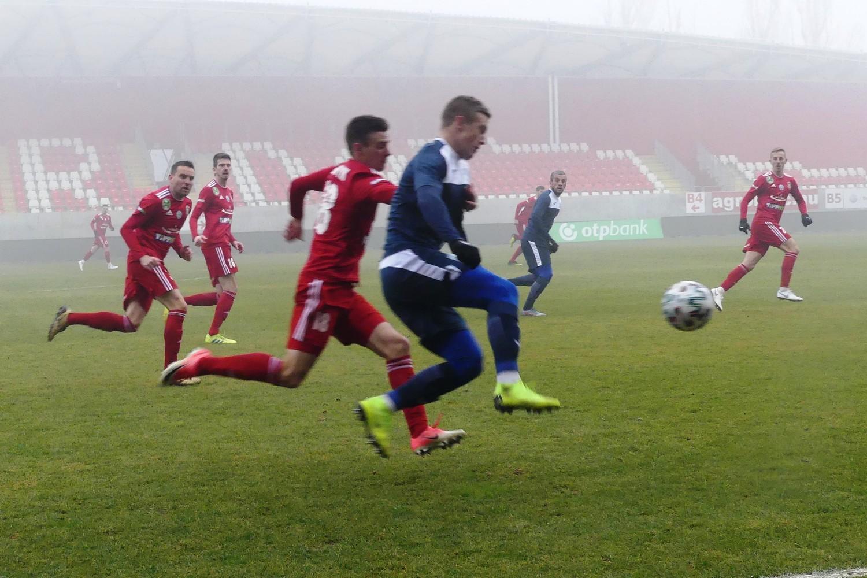 """Футбол: закарпатський """"Минай"""" поступився угорській """"Варді"""" з рахунком 1:0"""