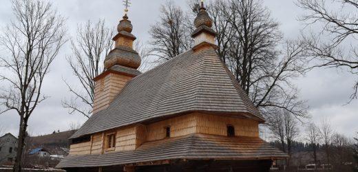 Унікальну пам'ятку сакральної архітектури відновлюють на Воловеччині