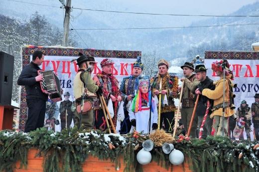 """На Рахівщині пройде фестиваль """"Гуцульські бетлегеми"""""""
