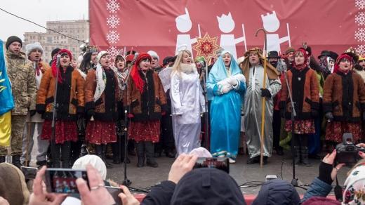 """Ужгород заспіває """"Нова Радість стала"""" разом з Україною та діаспорами по всьому світу"""