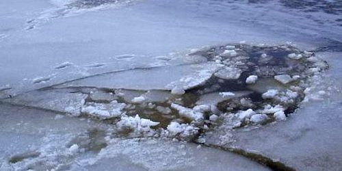 Двоє закарпатців загинули, провалившись під лід