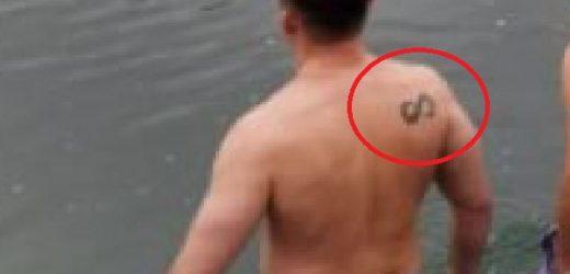 Мукачівський міський голова привернув увагу тату на спині (фото)