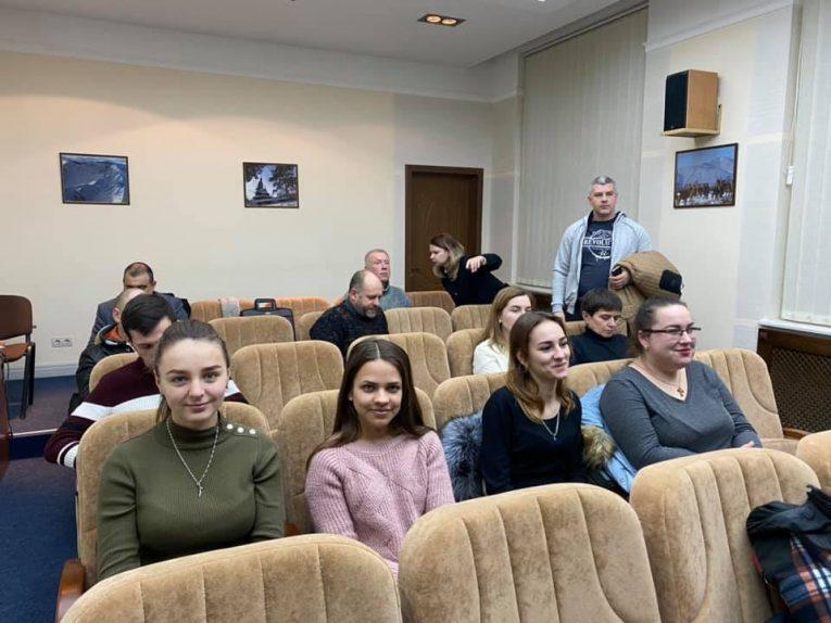 """Студенти Ужгородського інституту культури і мистецтв взяли участь у круглому столі на тему «Доступ до публічної інформації"""""""