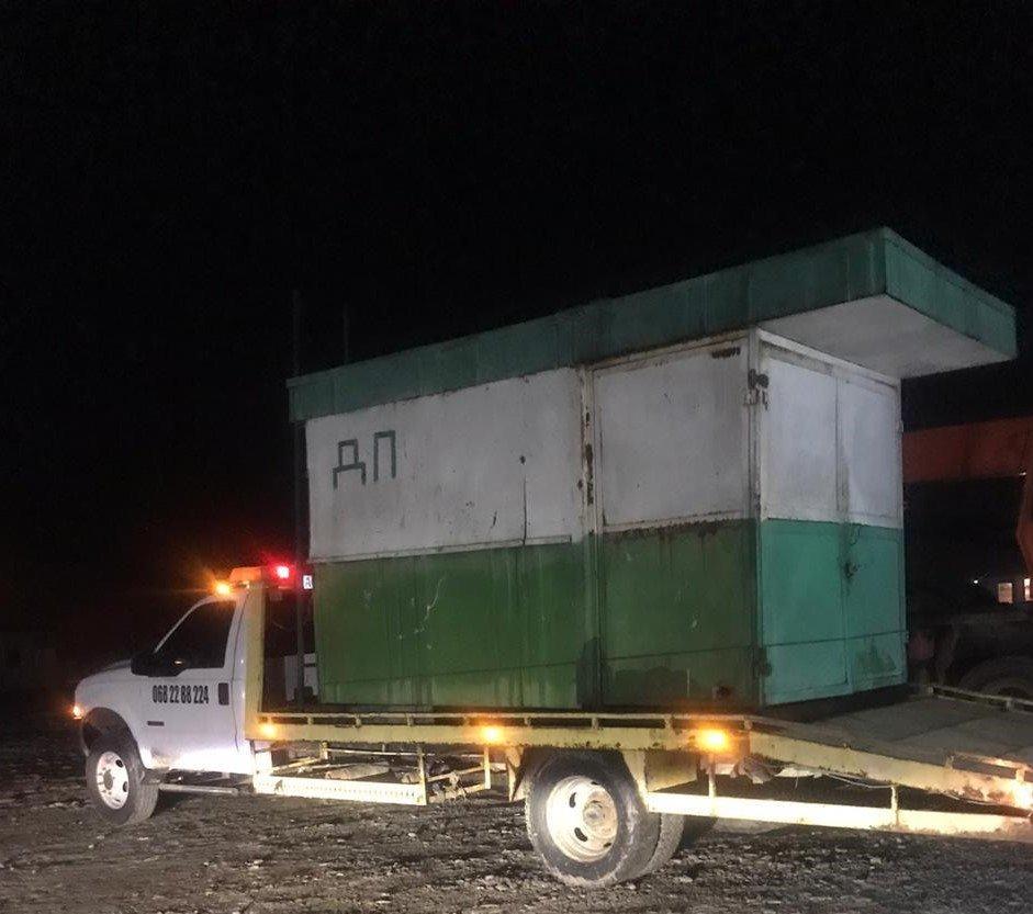 Припинено роботу двох нелегальних АЗС у смт Тересва Тячівського району