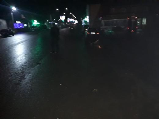 Водій збив пішохода на Рахівщині і втік з місця пригоди