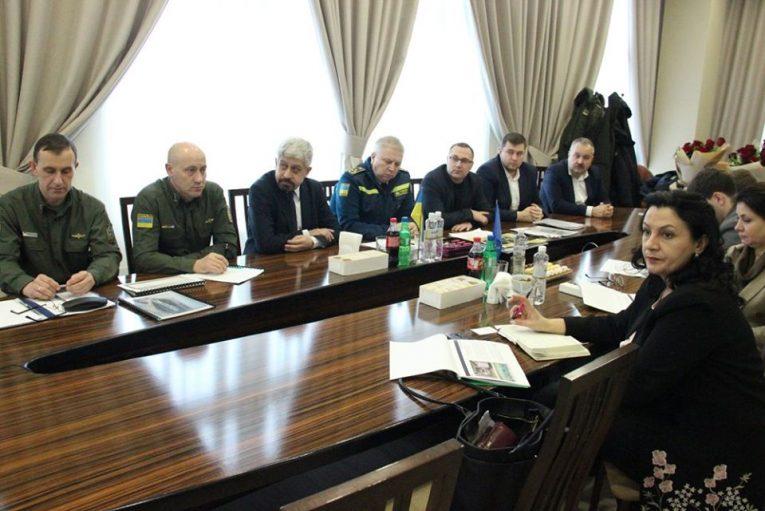 Митний пост «Тиса» в рамках робочого візиту на Закарпаття відвідали народні депутати