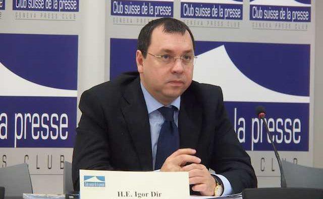 Віктор Балога намагається просунути на посаду голови Закарпатської ОДА Ігора Діра, – Ярослав Галас