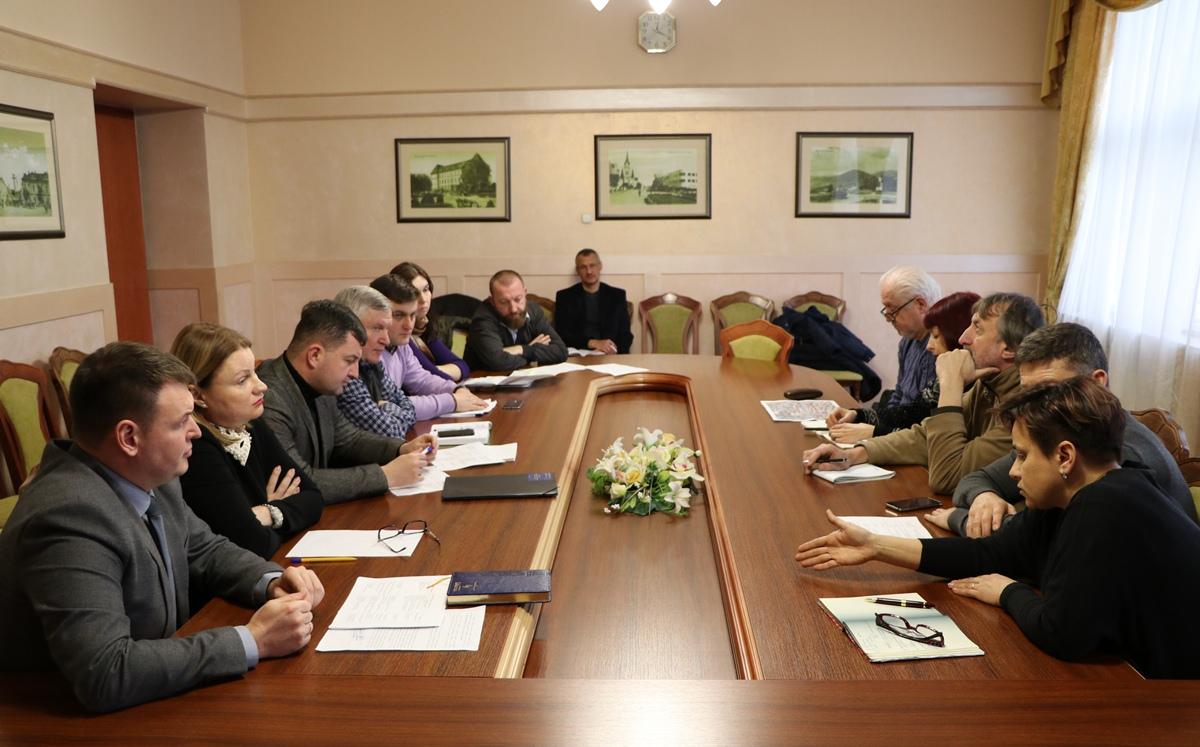 """Визначено остаточний перелік об'єктів архітектурного комплексу """"Малий Галагов"""" в Ужгороді"""
