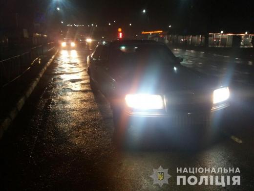 У ДТП в Мукачеві постраждала молода дівчина