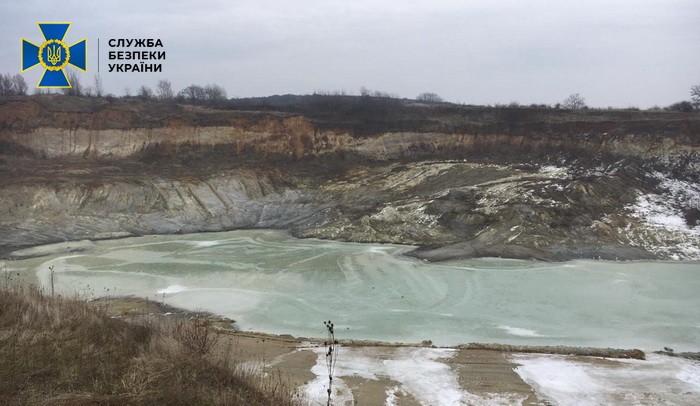 СБУ викрила розтрату майна держпідприємства «Берегівський кар'єр» на 2,7 мільйона гривень