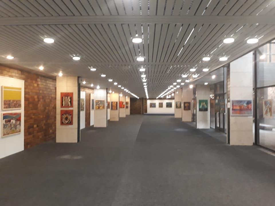Масштабну виставку закарпатських художників відкрили у Братиславі