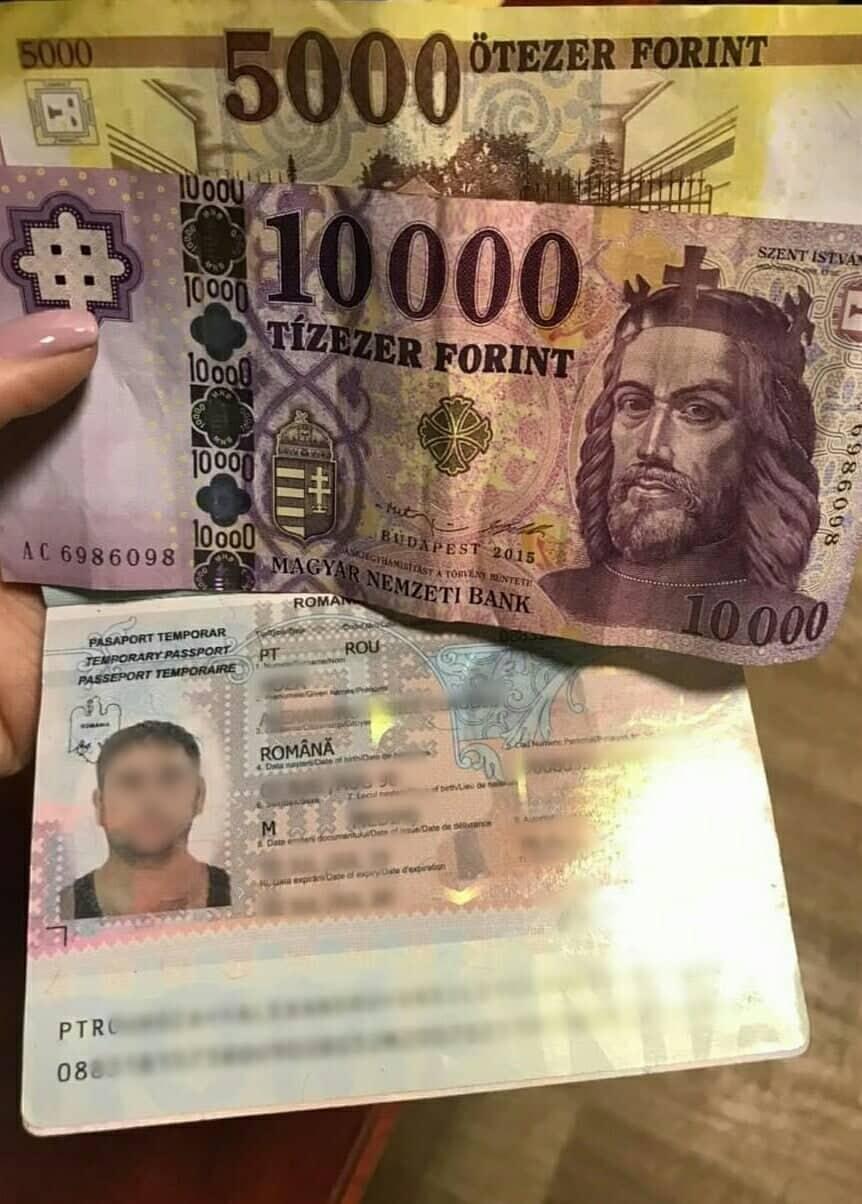 Громадянин Румунії намагався потрапити на Закарпаття, підкупивши прикордонників