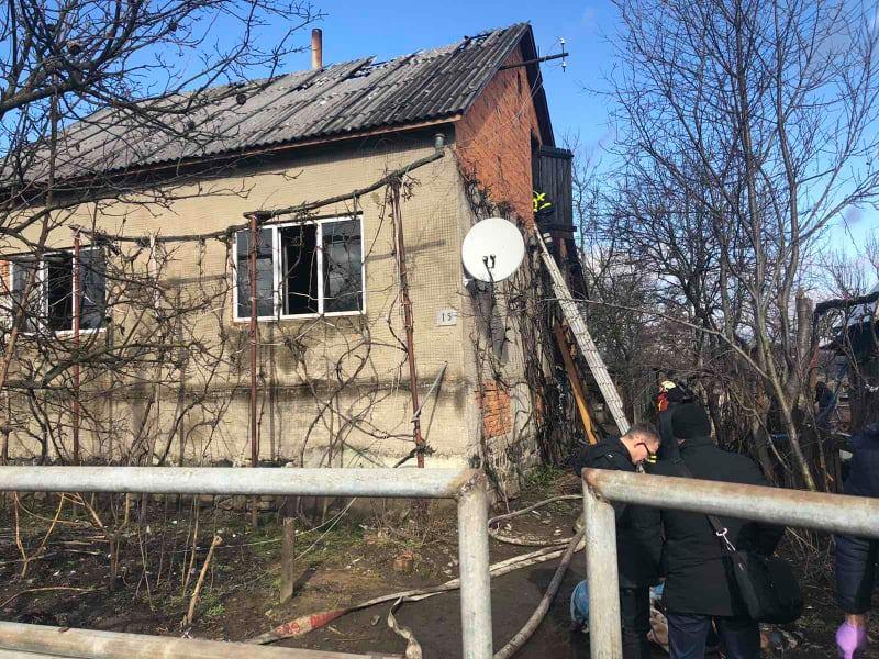 Ще двоє людей загинули під час пожежі на Закарпатті