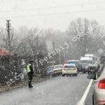 На Мукачівщині сталася ДТП за участі чотирьох автомобілів