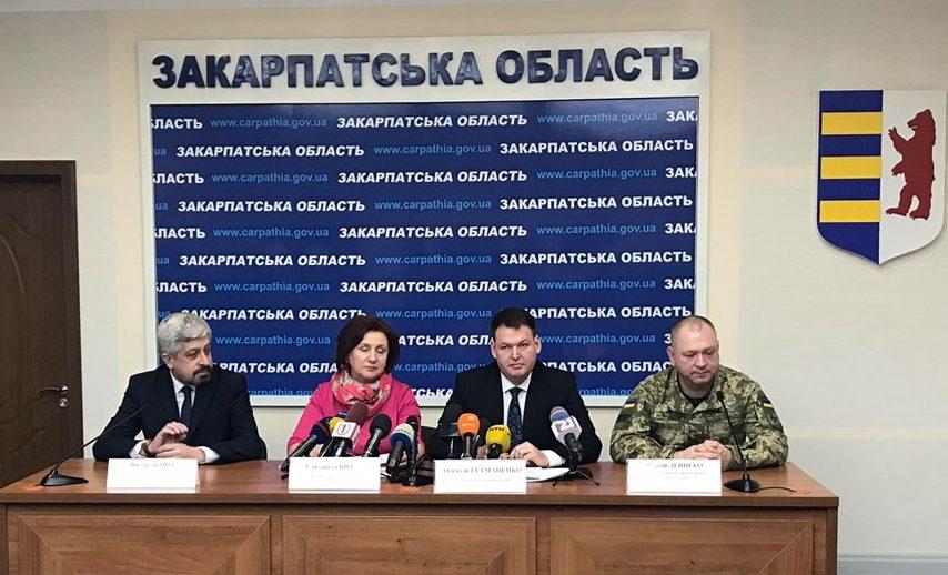 Очільник Закарпатської митниці заявив, що його установа готова до протиепідемічних заходів