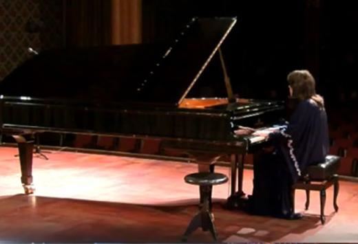Закарпатські музиканти вшанували концертом пам'ять видатної піаністки Етелли Чуприк