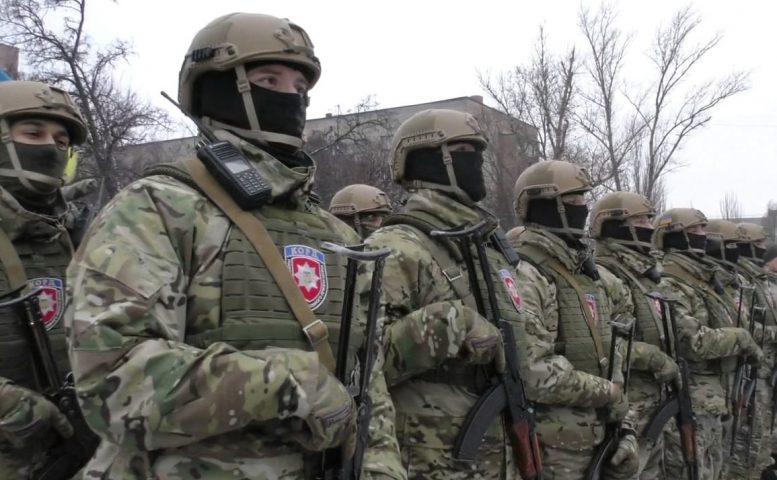 В Мукачеві проводиться спеціальна поліцейська операція