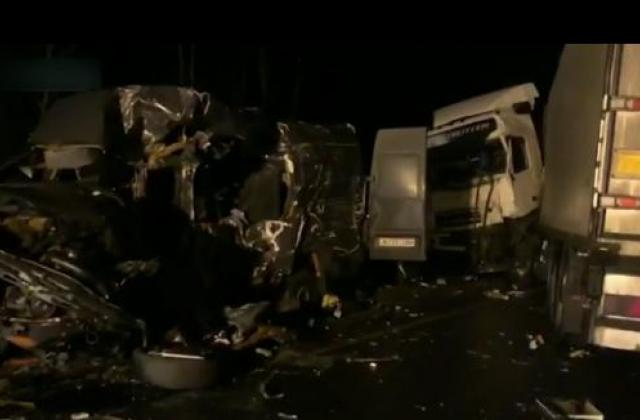 Під час ДТП у Росії загинуло вісім закарпатців