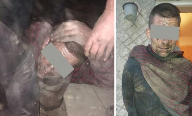 На Тячівщині злодій-невдаха застряг у димоході – його витягали рятувальники