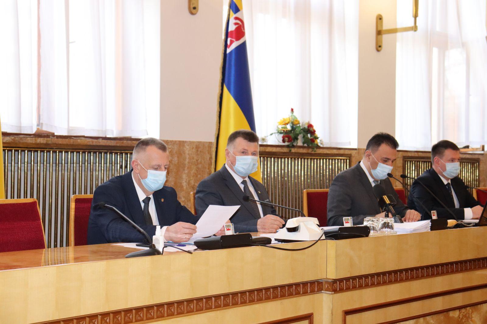 З обласного бюджету Закарпаття виділили 153 млн 749 тис грн на протидію коронавірусу