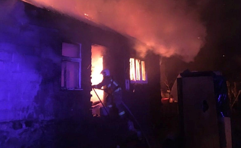 Пожежа у Виноградові знищила житловий будинок