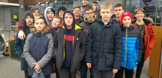 Збірна Закарпаття з водного поло перемогла у першому турі Чемпіонату України серед юнаків