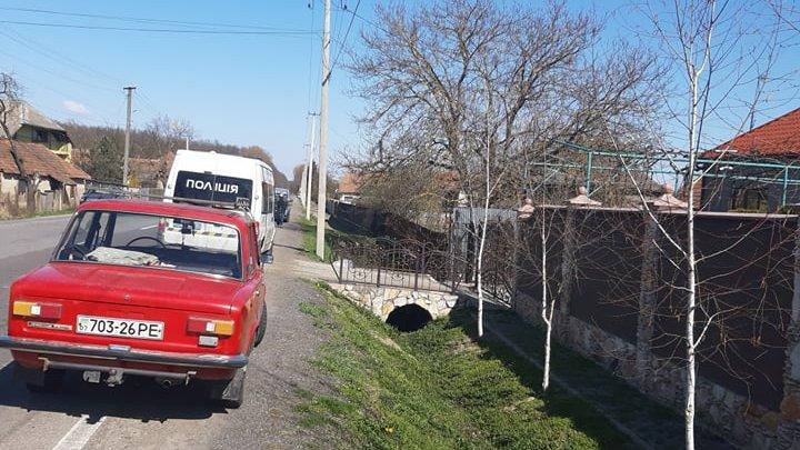 На Берегівщині сталася стрілянина – є поранений