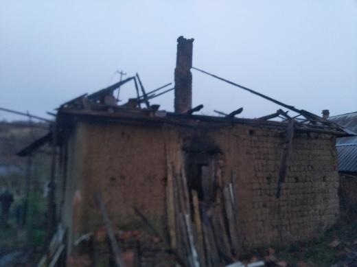 На Ужгородщині під час пожежі в будинку загинуло двоє людей