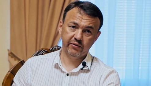 """Голова Закарпатської ОДА хотів потрапити на дільницю за допомогою програми """"Дія"""" (відео)"""