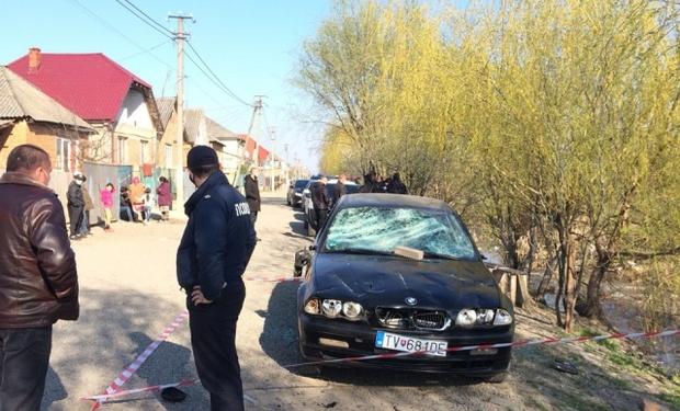 Перестрілка в циганському таборі на Мукачівщині