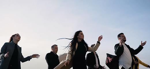 Закарпатський вокальний гурт Brevis виконав для краян великодній твір