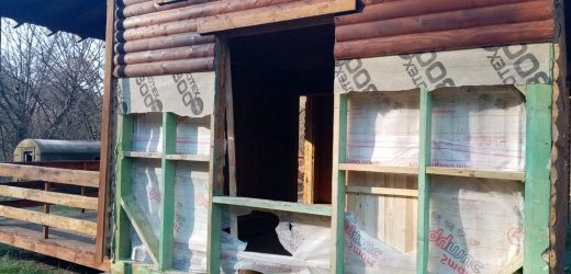 """Мародери розібрали рекреаційний будинок """"Ужанського нацпарку"""" (фото)"""