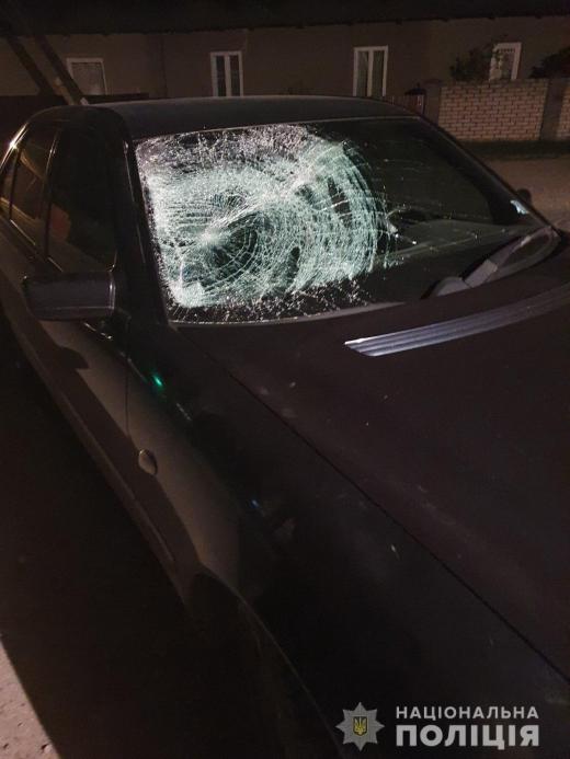 П'яний водій на Рахівщині збив насмерть пішохода