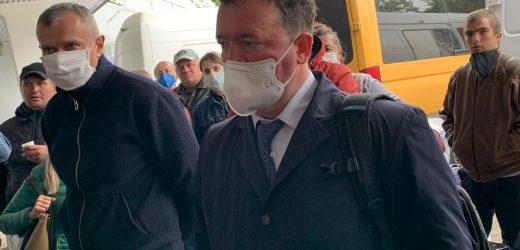 Ігор Муратов: Ситуація на МП «Тиса» контрольована, митний пункт розблокований